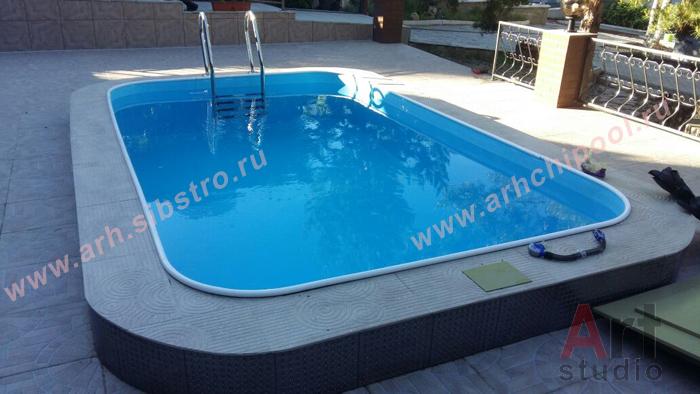 Производство бассейнов